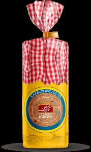 نان تست طلایی - نان کاربزرگ