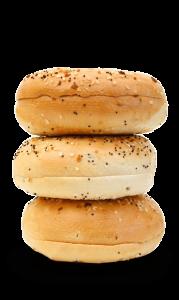 نان همبرگر کنجدی