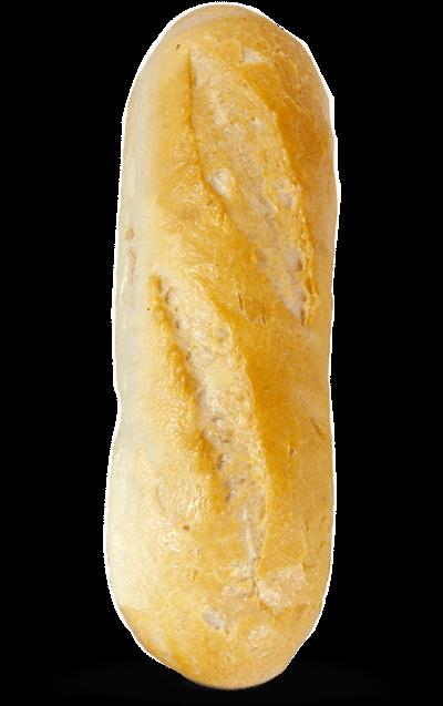 نان نیمه باگت